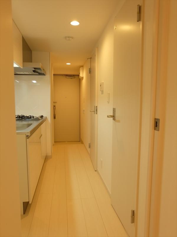 リブリ・MARSⅡ 106号室の玄関