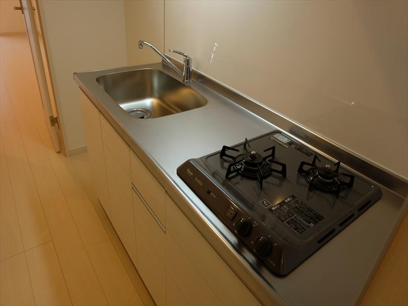 リブリ・MARSⅡ 106号室のキッチン