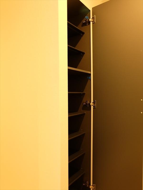 リブリ・MARSⅡ 106号室の収納