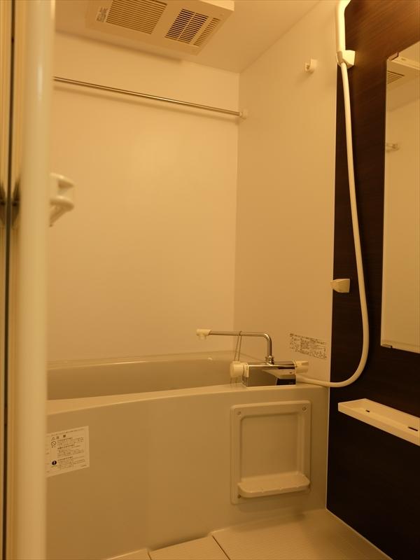 リブリ・MARSⅡ 106号室の風呂