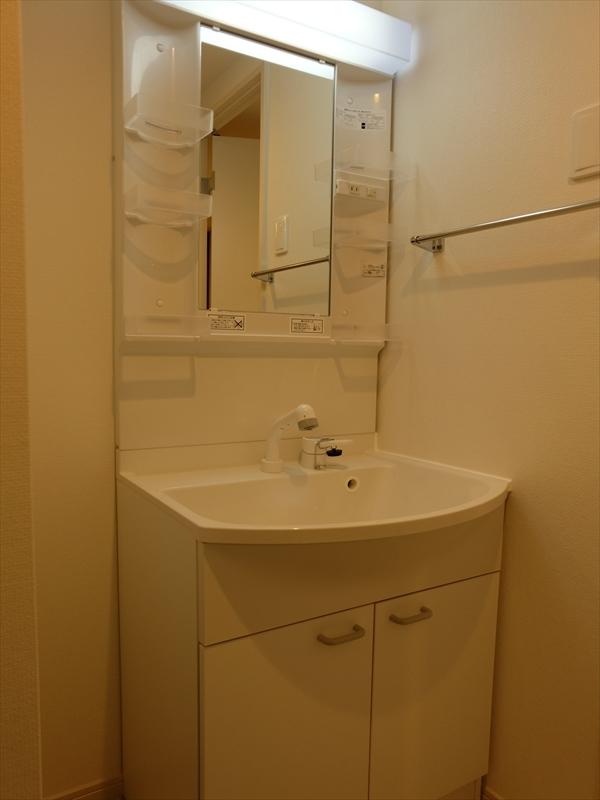 リブリ・MARSⅡ 106号室の洗面所
