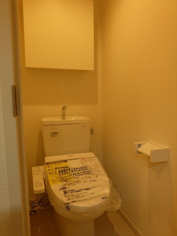 リブリ・MARSⅡ 106号室のトイレ