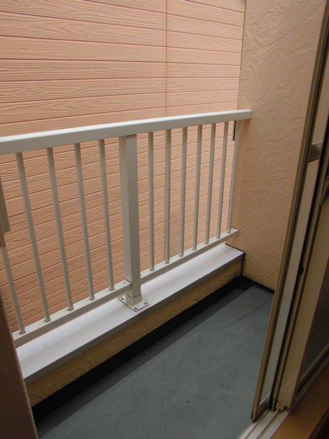 YS吉塚駅東1 202号室のバルコニー