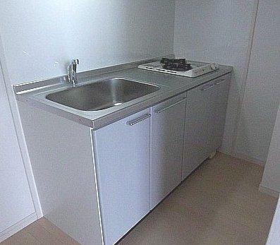 REGALO空港通 605号室のキッチン