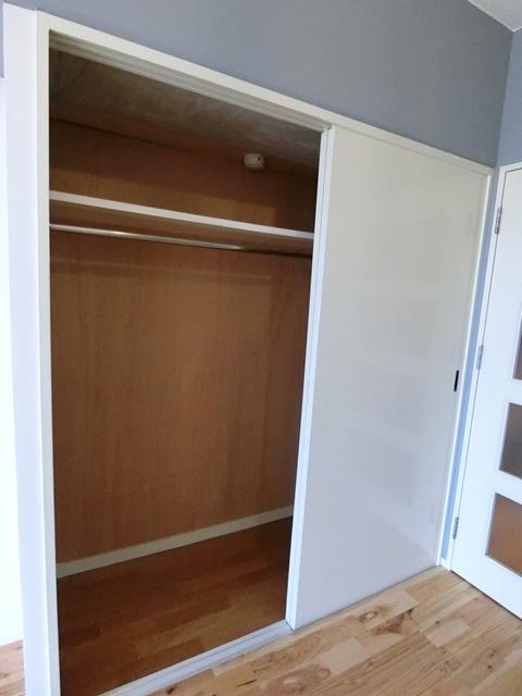 箱崎パルク 408号室の収納