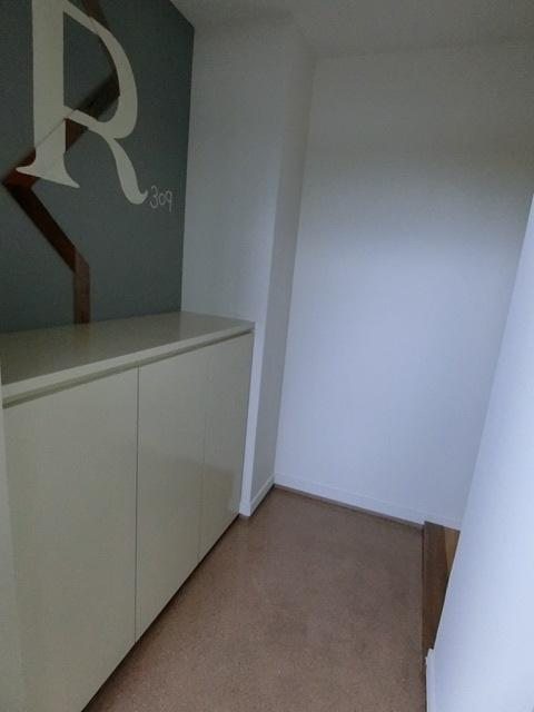 箱崎パルク 408号室の玄関