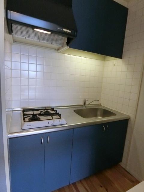 箱崎パルク 408号室のキッチン