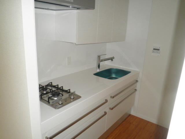 リンデス 202号室のキッチン