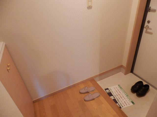 ジュエル上野毛 304号室の玄関