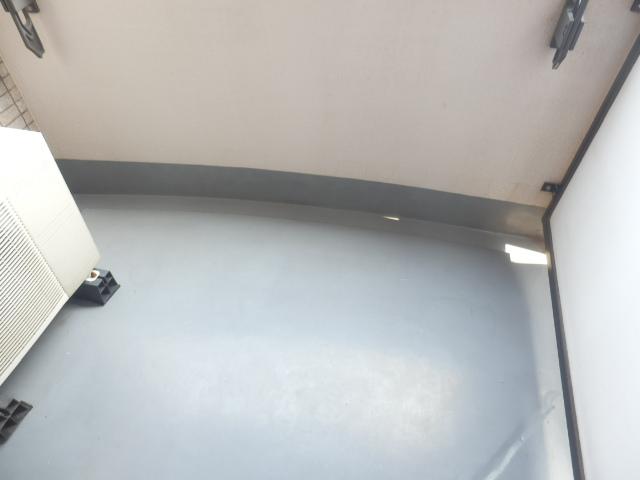 ラピュタ自由が丘 305号室のバルコニー