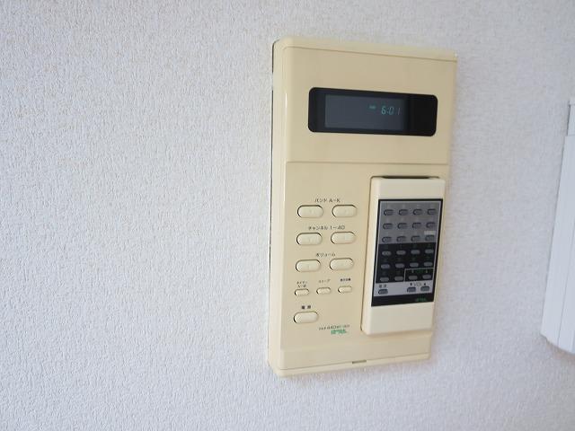 ルーニィ平町 202号室の設備