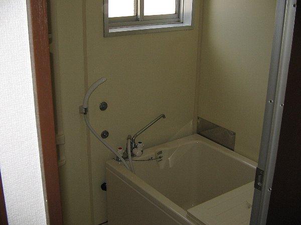グリーンハウス上野毛 D号室の風呂