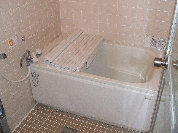 ハウス八雲第2 204号室の風呂