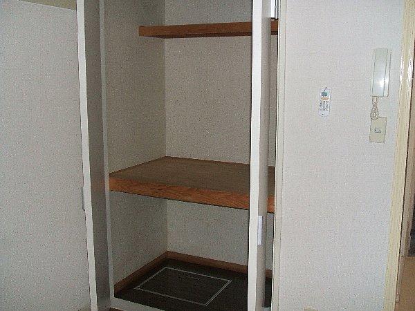 ファインコート目黒 102号室の収納