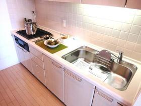 アーデン駒沢パークフロント 102号室のキッチン