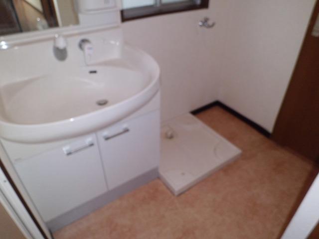 尾山台QSハイム 206号室の洗面所