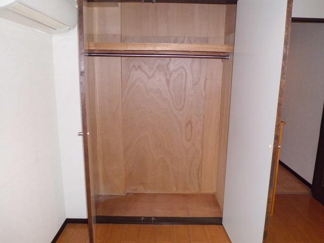 尾山台QSハイム 206号室の収納