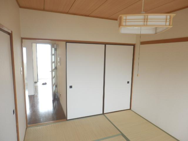 リバティヒル3 303号室の設備