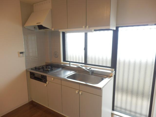 リバティヒル3 303号室のキッチン