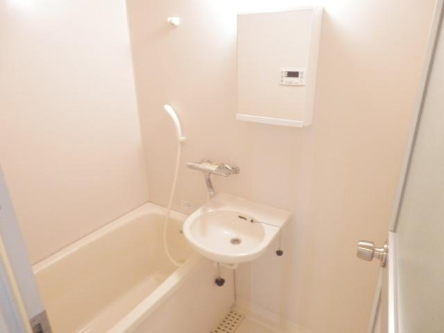 リバティヒル3 303号室の風呂