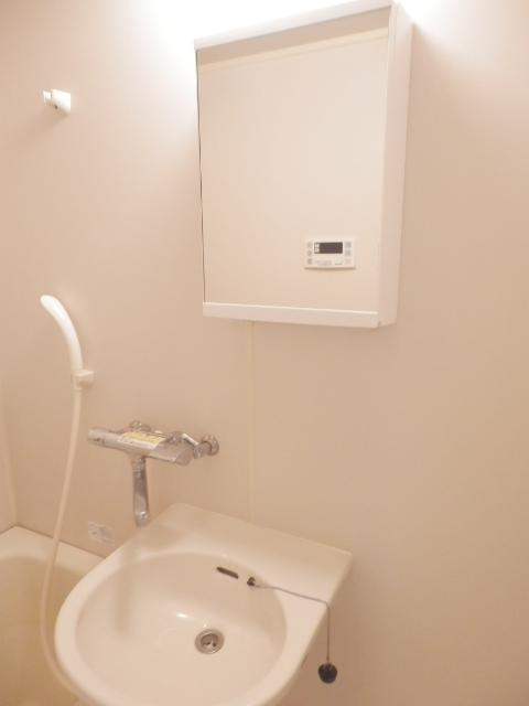 リバティヒル3 303号室の洗面所