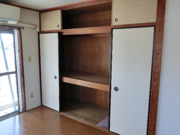 丸忠マンション 308号室の収納