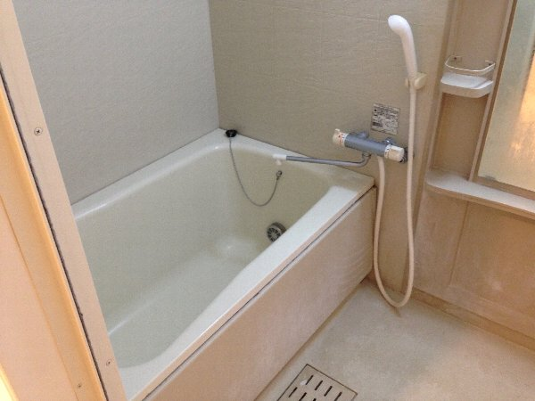 モンテバレ等々力 404号室の風呂