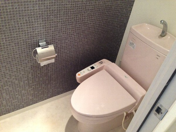 モンテバレ等々力 404号室のトイレ