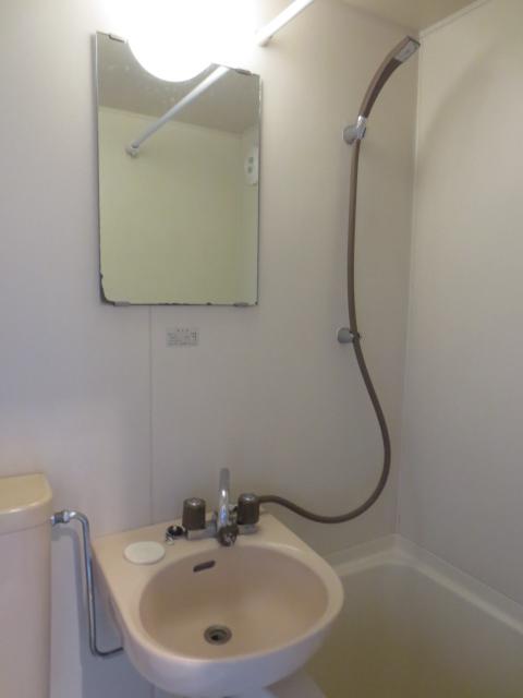 レオパレス自由が丘 205号室の洗面所