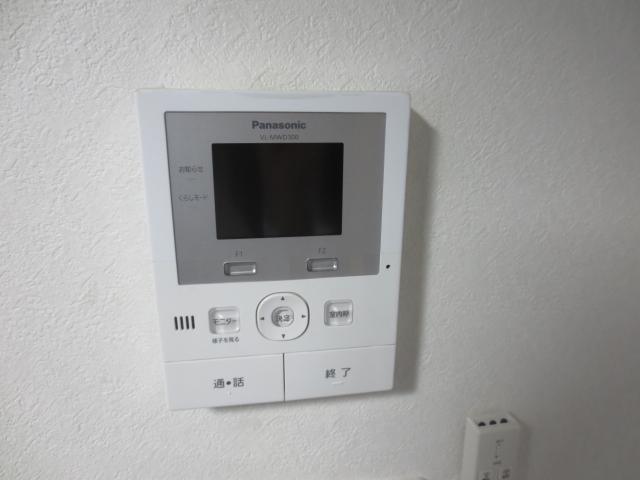 カーサ川口 201号室のセキュリティ