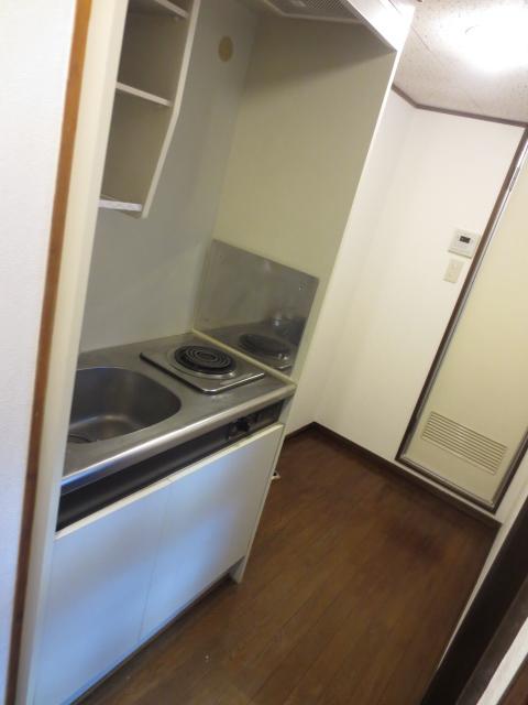 カーサ川口 201号室のキッチン
