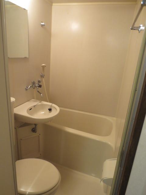 カーサ川口 201号室の風呂