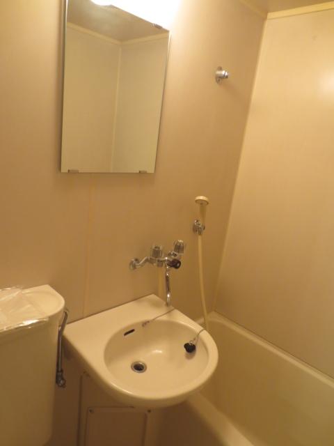 カーサ川口 201号室の洗面所