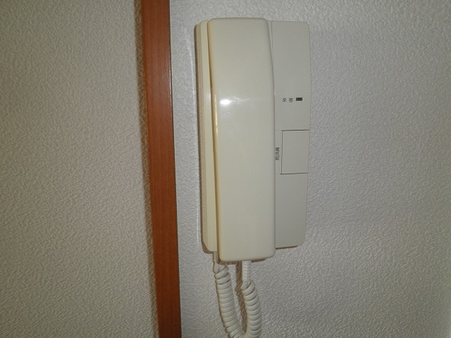 ルネス木嶋 302号室のセキュリティ