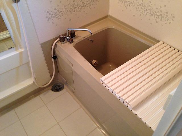 りべるてあん 305号室の風呂