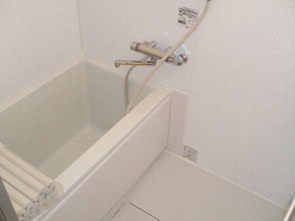 コンフォール等々力 504号室の風呂