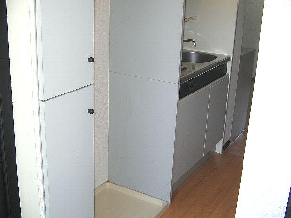 モビーレ等々力 104号室のキッチン