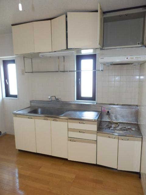 エクセレント駒沢 205号室のキッチン