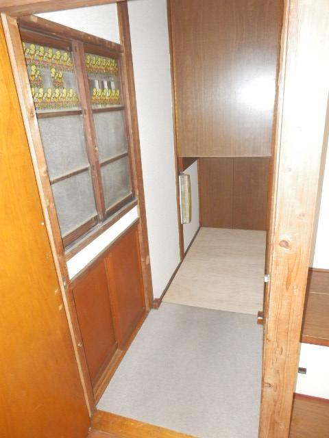 斉藤貸家 2F号室の収納