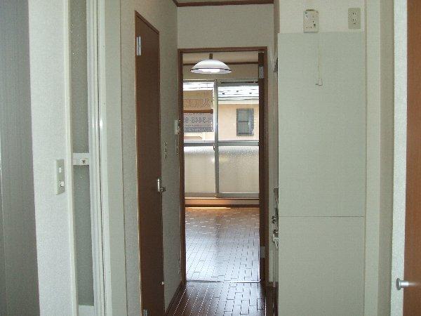 マイドリーム自由が丘 203号室の玄関