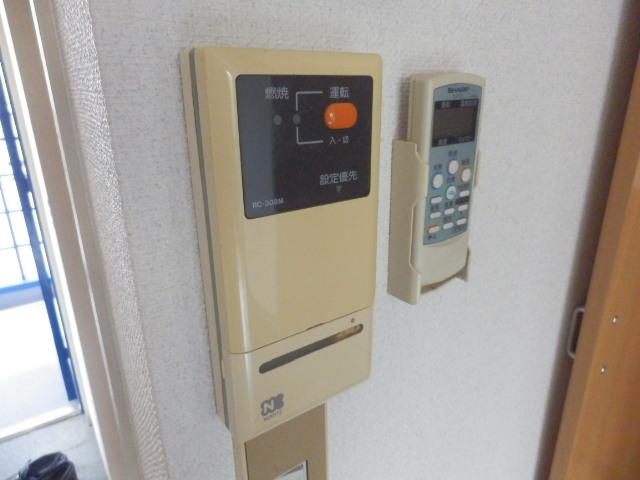 アイディールマンション 204号室の設備