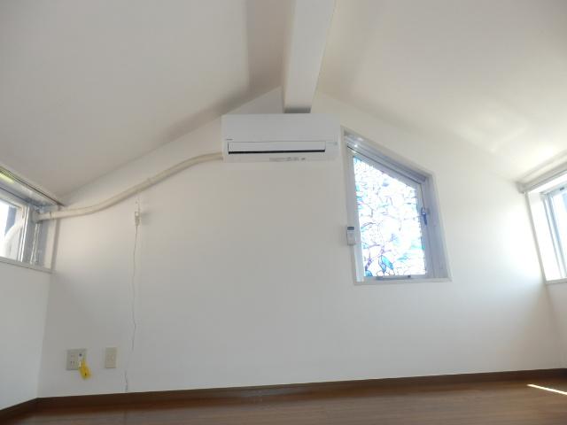 八雲ハウス 201号室の収納