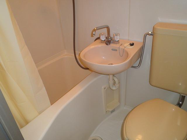 ハイツキミ 103号室の風呂