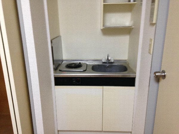 メゾン水谷 101号室のキッチン