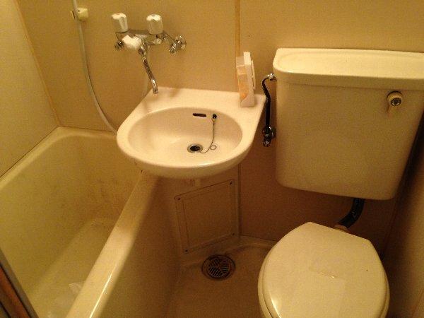 メゾン水谷 101号室の風呂
