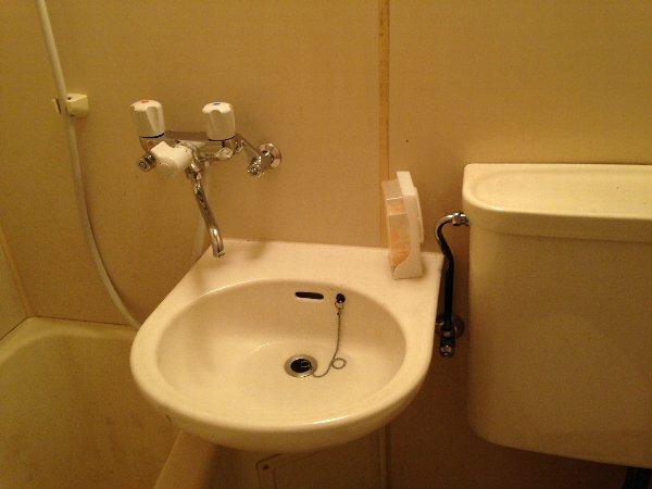メゾン水谷 101号室の洗面所