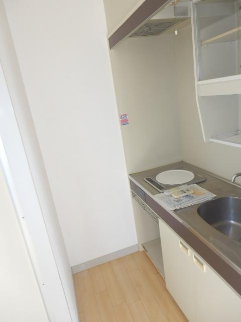 ライオンズマンション上野毛第2 602号室のキッチン