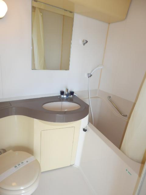 ライオンズマンション上野毛第2 602号室の風呂