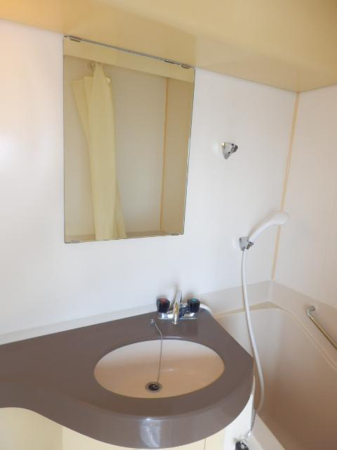 ライオンズマンション上野毛第2 602号室の洗面所