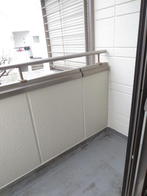 グリーンハイツシェスタ 202号室のバルコニー